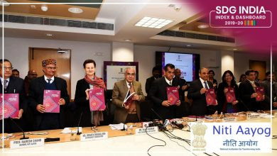Photo of NITI Aayog releases 2nd edition of SDG India Index