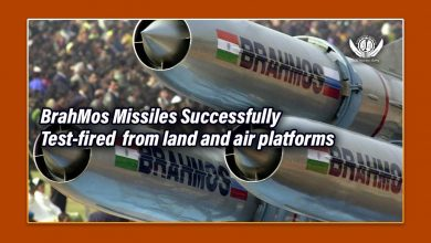 Photo of BrahMos Missiles Successfully Test-fired from land and air platforms