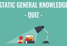 Photo of Static Quiz 21st August