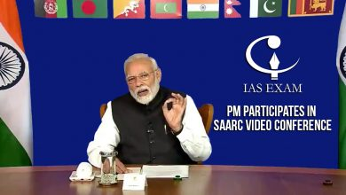 Photo of Back to SAARC: On Modi's video conference with leaders