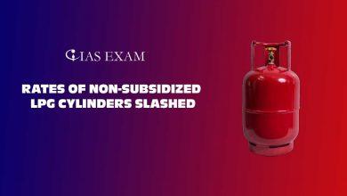 Photo of Rates of Non-subsidized LPG cylinders slashed