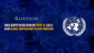 Photo of UNGA adopts resolution on COVID-19, calls for global cooperation to fight pandemic