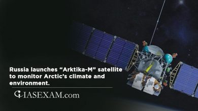 """Photo of Russia launches """"Arktika-M"""" satellite to monitor Arctic's climate and environment"""