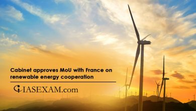 Photo of Cabinet approves MoU with France on renewable energy cooperation