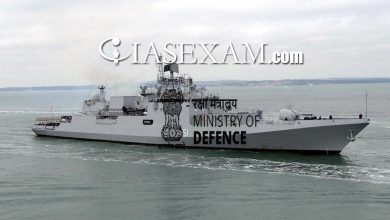 Photo of India to participate in 'EUNAVFOR' joint naval exercise in Gulf of Aden