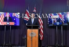Photo of Australia, the U.K. and the US announce trilateral partnership AUKUS